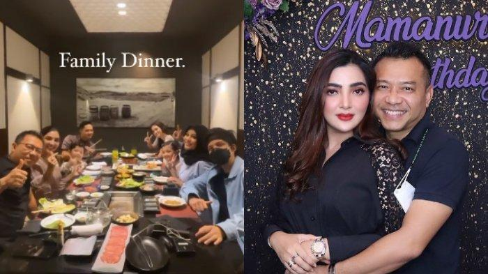 Dinner Keluarga Bahas Kehamilan Aurel, Anang Hermansyah Jadi Calon Kakek, Ashanty Beri Panggilan Ini