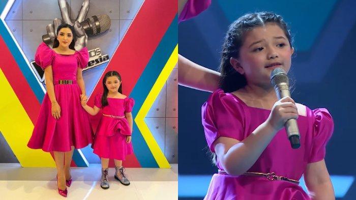 Duet Bawakan Lagu Snowman, Ashanty Kaget Dengar Celetukan Arsy saat Cek Sound: Bener-bener Ini Anak