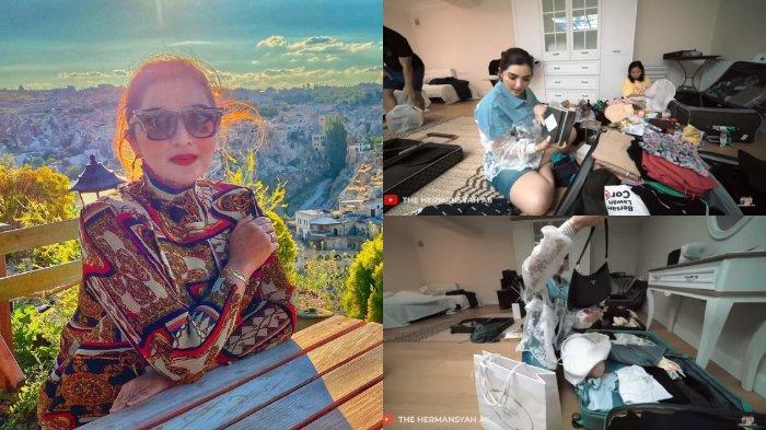 POPULER Oleh-oleh Ashanty untuk Aurel & Atta Halilintar dari Turki, Parfum hingga Tas: Kesukaan Dia