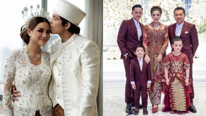 Ashanty curhat soal foto keluarga tanpa ada Aurel yang kini sudah jadi istri Atta Halilintar