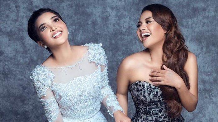 6 Foto ini Jadi Bukti Kekompakan Ashanty dan Aurel Hermansyah, Seperti Kembar!
