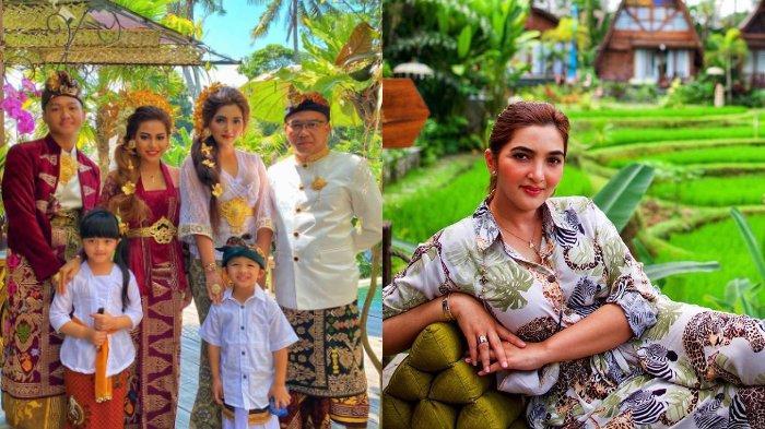 Ashanty Nyaman dan Ingin Bangun Rumah di Bali, Aurel Hermansyah Kaget: 'Mau Selamanya di Bali?'