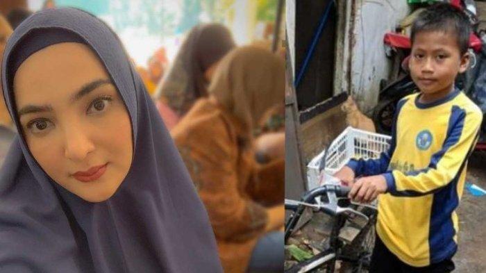 NASIB Putra Penjual Cilok Anak Angkat Ashanty, Biaya Pendidikan Dicabut, Kini Terancam Putus Sekolah