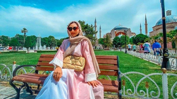 Ashanty di Turki