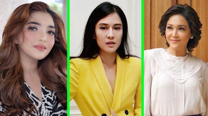 10 Artis Keturunan Pahlawan Indonesia, dari Ashanty, Dian Sastrowardoyo hingga Maia Estianty