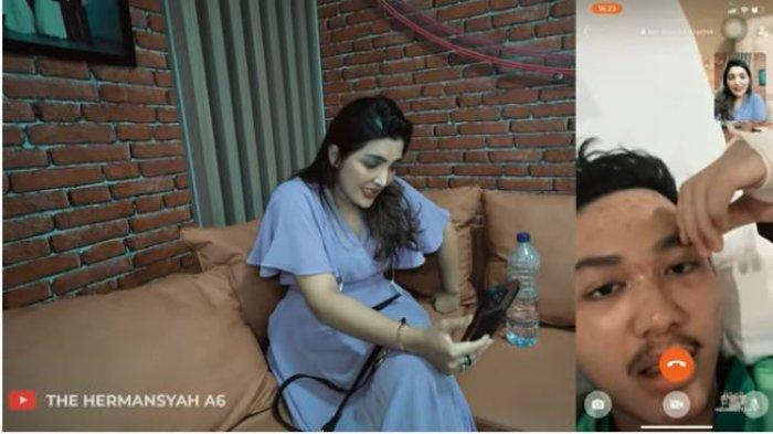 Azriel Hermansyah dilarikan ke rumah sakit saat di Bali. Azriel ceritakan ke Ashanty, Sarah Menzel sempat pingsan saat menemaninya.