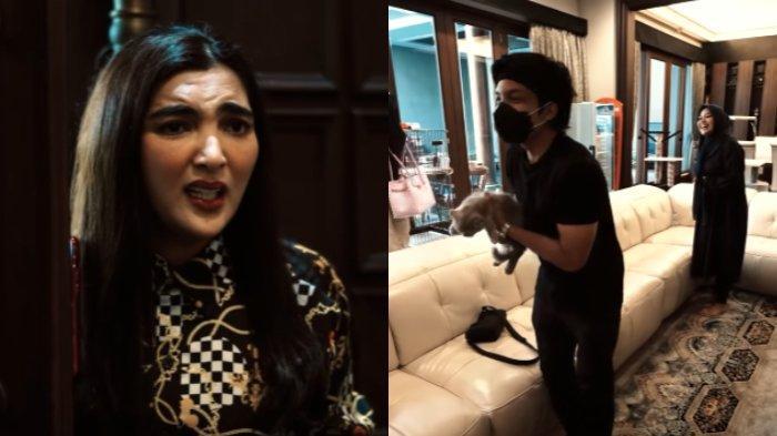 HISTERIS Takut Kucing, Ashanty Sampai Ancam Aurel, Istri Anang Hermansyah Trauma: Padahal Lucu