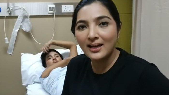 Aurel Hermansyah Masuk Rumah Sakit, Perhatian Ashanty Pada Putri Sambungnya Buat Kagum Banyak Orang