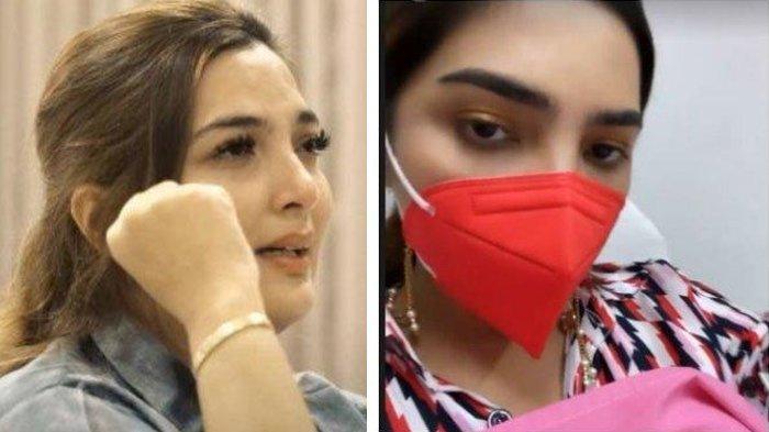 Ashanty mengaku tersiksa dengan kondisi penyakit autoimun yang dideritanya