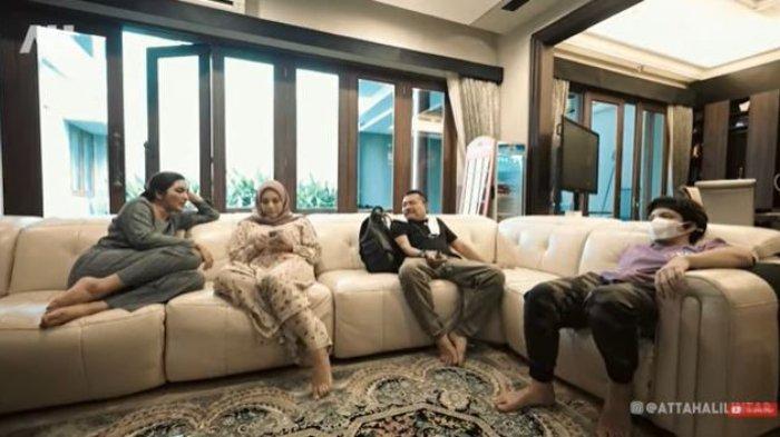 Ashanty Sebut Anak-anaknya Bucin ke Pasangan, Atta Halilintar: 'Turunan Ibunya Berarti'