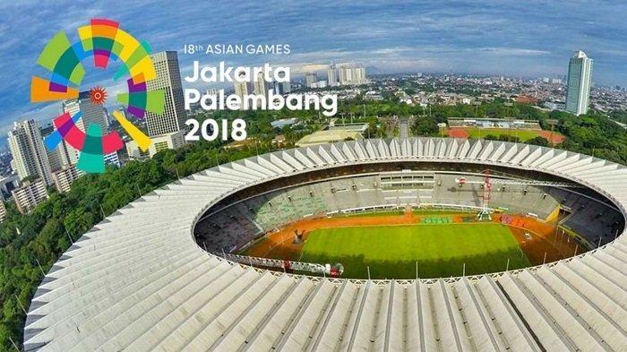 Asian Games 2018 Resmi Dibuka, Ini Daftar Lengkap Negara Peserta yang Berlaga di Jakarta & Palembang