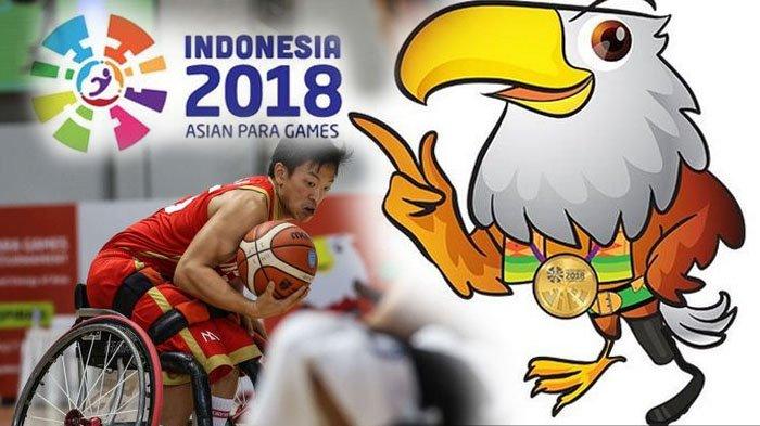 LIVE STREAMING - Indonesia Vs Malaysia Cabang Olahraga Basket Kursi Roda Asian Para Games 2018