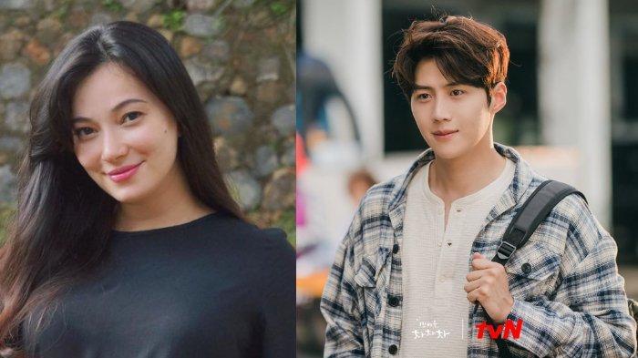 Demam Drama Hometown Cha-Cha-Cha, Asmirandah Berharap Nasib Kim Seon Ho Tak Nelangsa Bak di Start-Up
