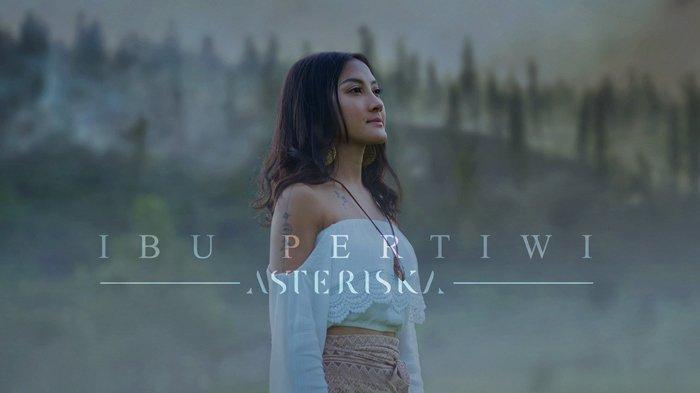 Asteriska rilis single Ibu Pertiwi.