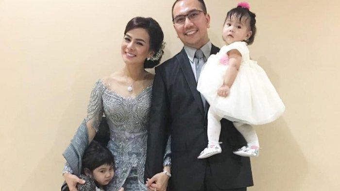 Jarang Umbar Kemesraan, Astrid Tiar Unggah Foto Wisuda Suami, Beri Doa Menyentuh di Hari Ultahnya