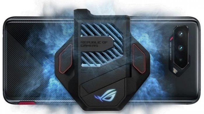 Asus Resmi Rilis ROG Phone 5 dengan Sejumlah Keunggulan, Cek Spesifikasi, Harga dan Varian