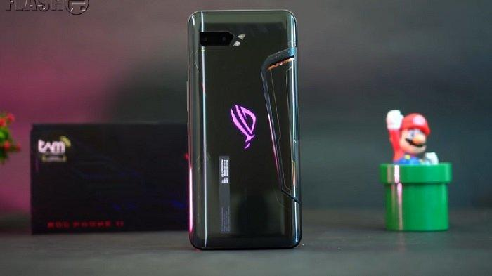 Bocoran Penampakan & Spesifikasi Asus ROG Phone 3, Benchmark ANTUTU Tertinggi, Tembus Angka 640 Ribu