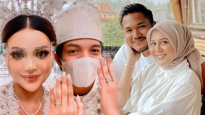 5 Pasangan Artis yang Jalani Ramadhan Pertama sebagai Suami Istri, Termasuk Atta dan Aurel