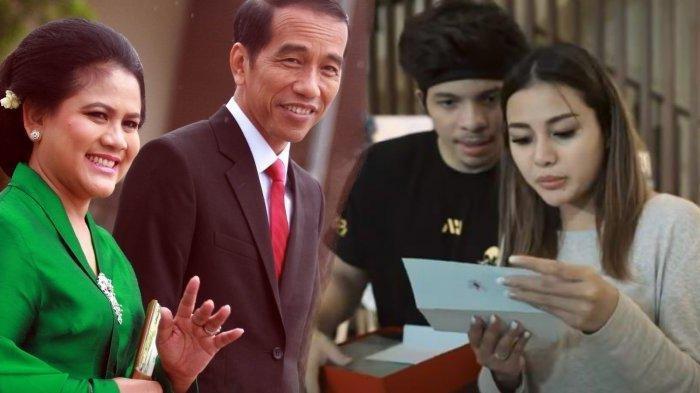 BEDA dari Lainnya, Kado Nikah dari Jokowi Buat Atta Takjub, Dibungkus Kotak Merah, Aurel: Asli Pasti