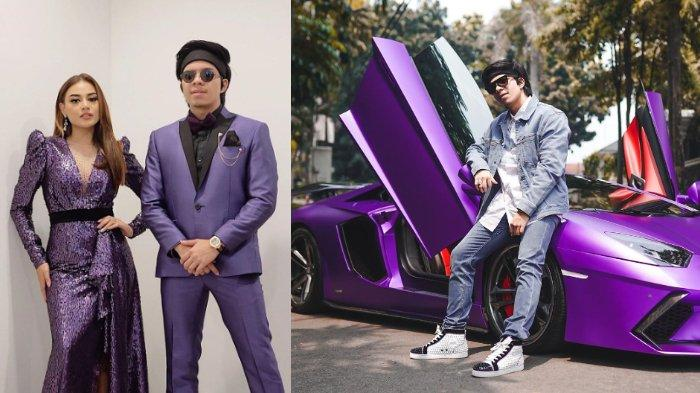 Tak Mau Aurel Hermansyah Berpaling, Atta Halilintar Ubah Lamborghininya Jadi Ungu 'Demi Calon Bojo'