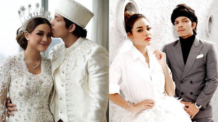 Atta Halilintar dan Aurel ambil pekerjaan sehari setelah menikah
