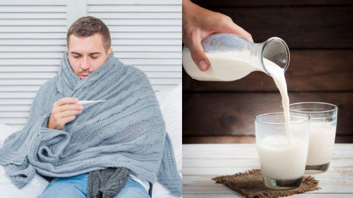 Bolehkan Minum Susu Beruang saat Demam? Apakah Bantu Cepat Sembuh? Simak Faktanya!