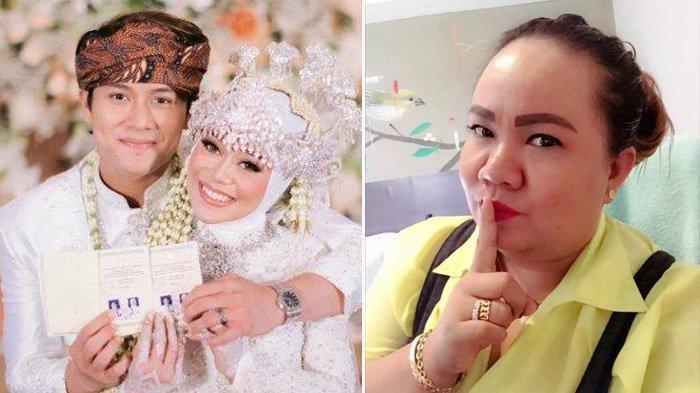Aty Kodong mengaku kecewa dengan Lesti Kejora dan Rizky Billar.