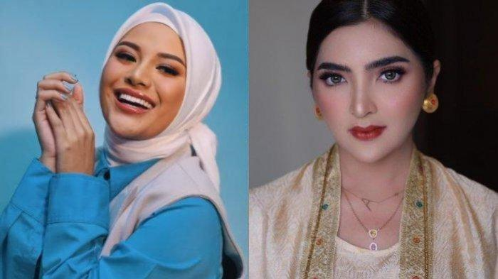Aurel Kini Mantap Berhijab, Ashanty Curhat Selalu Dibandingkan dengan Putrinya: 'Bundanya Belum'