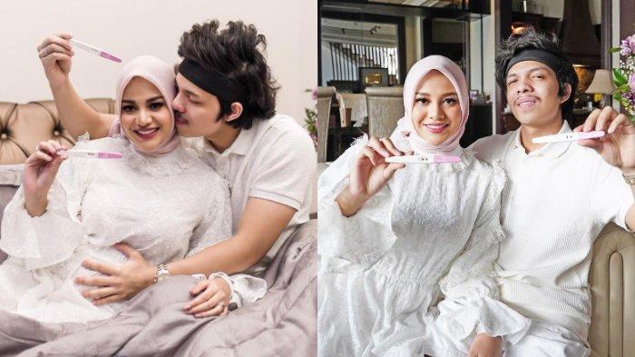 Aurel Hermansyah istri Atta Halilintar hamil anak pertama