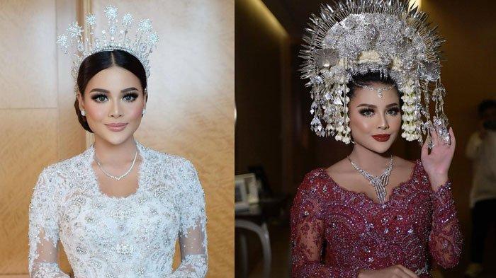 Tampil Manglingi di Hari Pernikahan, Apa Rahasia Aurel Hermansyah? Sang MUA Bocorkan Kuncinya