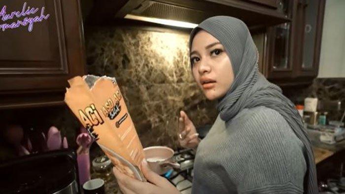 Aurel kesal dengan kebiasaan Atta yang suka menimbun makanan