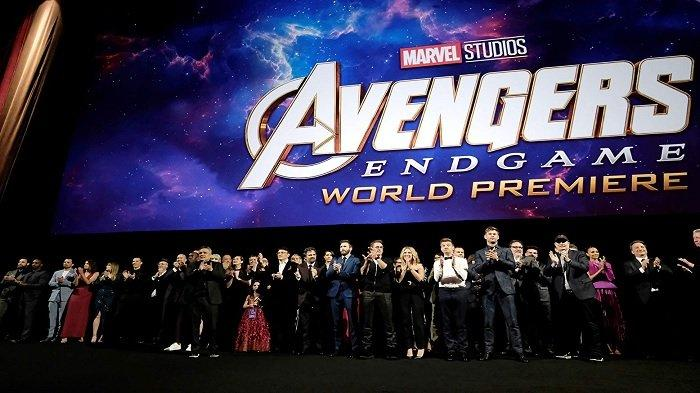 Avengers: Endgame, World Premier.
