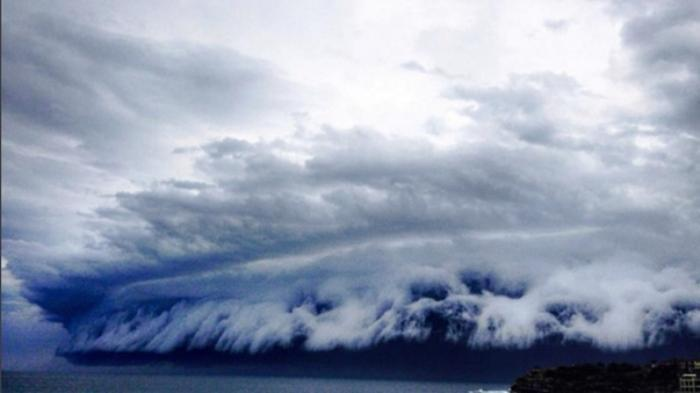 3 Fakta Fenomena Awan Tsunami di Makassar, Kronologi hingga Penjelasan BMKG Soal Bahayanya