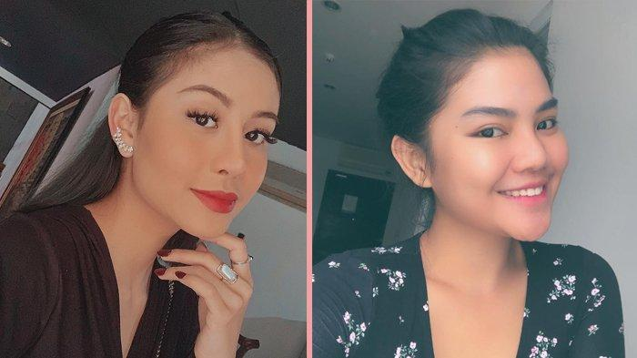 Pakai Gaun Sama, Penampilan Awkarin dan Keponakan Dewi Perssik Mendadak Dibanding-bandingkan