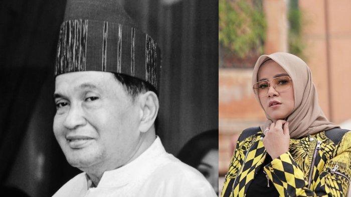 Innalillahi, Ayah Mertua Olla Ramlan Meninggal Dunia, Istri Aufar Hutapea: We Love You