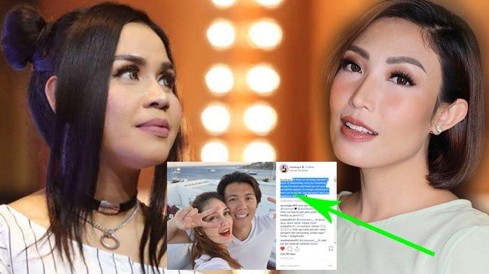 Ayu Dewi & Melaney Ricardo Beri Pesan Ini untuk Luna Maya, Benarkah Putus dari Reino Barack?