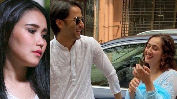 POPULER Pesona Menawan Ruchika Kapoor Istri Shaheer Sheikh, Baru Saja Lahirkan Anak Pertama