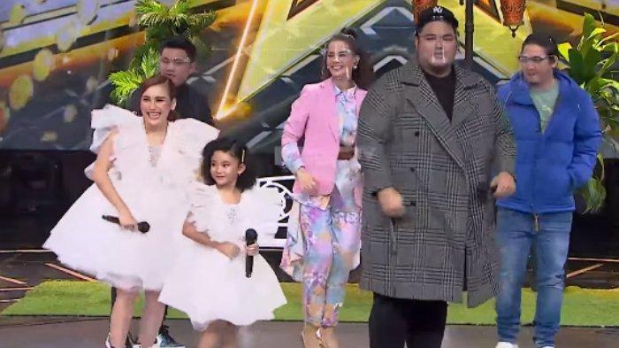 POPULER Putri Ayu Ting Ting Fasih Ngomong Bahasa Inggris di Umur 7 Tahun, Ivan Gunawan Kagum