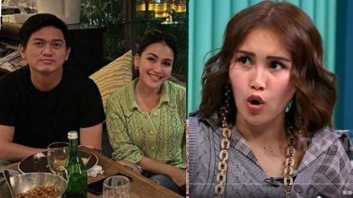 EMOSI Ayu Ting Ting Disuruh Say Hello ke Adit Jayusman Lewat Kamera, Ngegas: Sorry Gak Punya Mantan