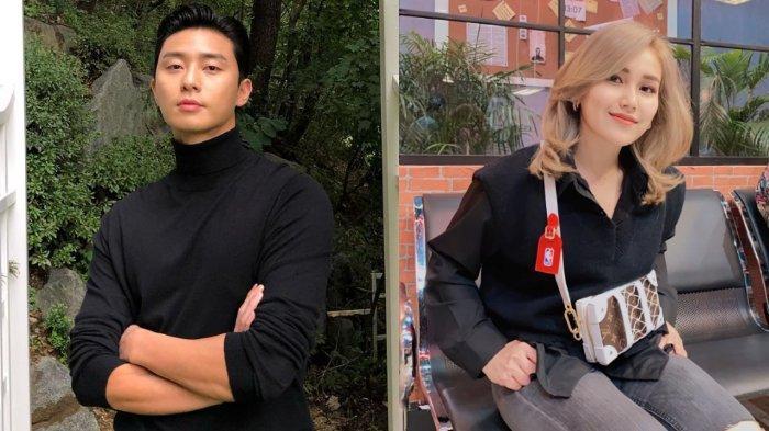 Park Seo Joon Pamer Foto Tampan Jelang Syuting Captain Marvel, Ayu Ting Ting Langsung Klepek-klepek