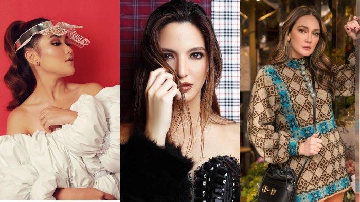 Kaleidoskop November 2019 - Style 5 Artis di Open Store Gucci, Nia Ramadhani Hingga Luna Maya