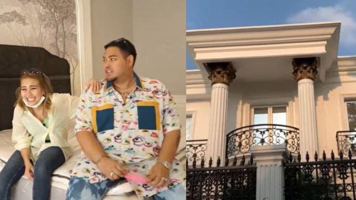 Ayu Ting Ting Takjub Lihat Rumah Mewah Ivan Gunawan, Pintu Pakai Password & Tirai Otomatis: 'Gokil'
