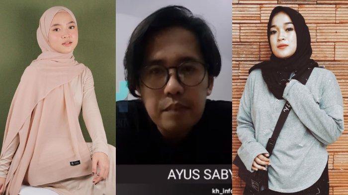 MENGAKU Khilaf, Ayus Sabyan Kini Minta Maaf Soal Skandal Selingkuh dengan Nissa Sabyan: Mohon Maaf