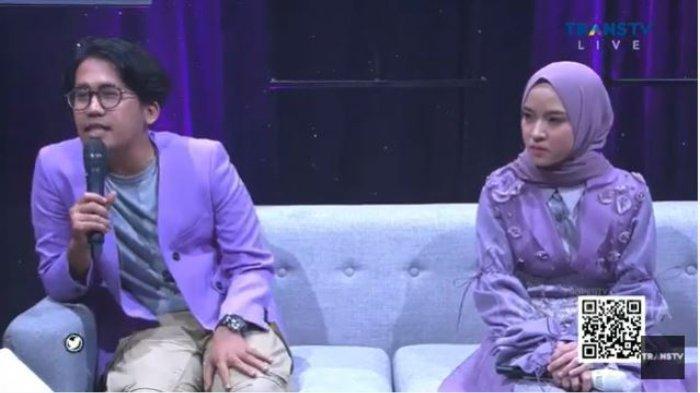 Tampil Perdana di TV, Ayus Beberkan Pertemuan Pertama dengan Nissa Sabyan: 'di Acara Wedding'