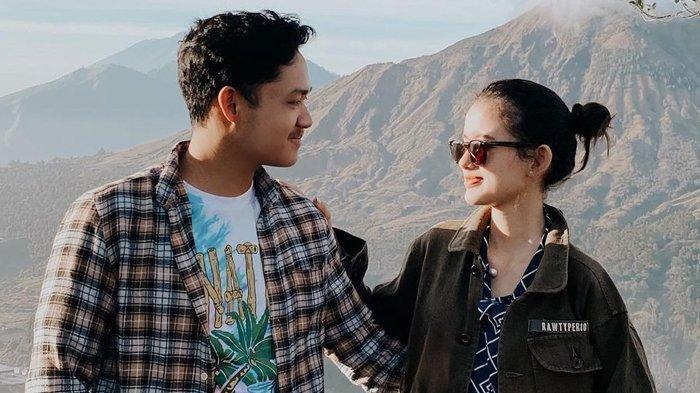 Azriel Hermansyah bersama kekasih, Sarah Menzel