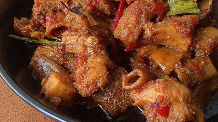 Resep Babat Gongso Hidangan Istimewa Khas Kota Semarang Bikin Sendiri Di Rumah Yuk Tribunstyle Com