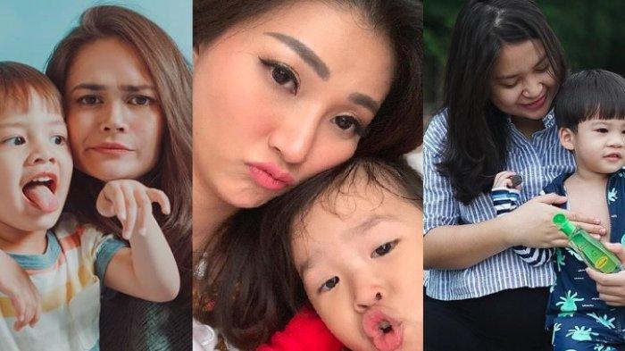 Pilih Urus Anak Sendiri Tanpa Baby Sitter, 5 Pasangan Artis Ini Patut Diacungi Jempol