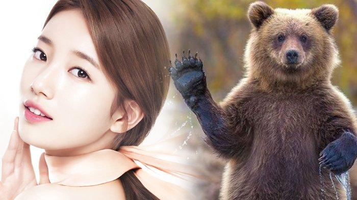 Memutihkan Badan Memakai Susu Beruang Ternyata Bisa Lho Caranya Tribunstyle Com