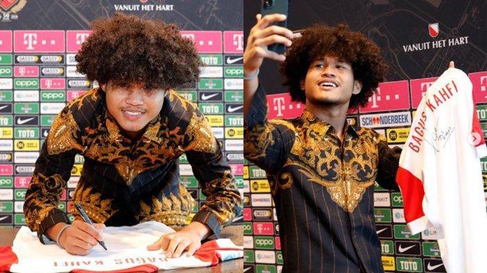 Bagus Kahfi resmi diperkenalkan sebagai pemain FC Utrecht