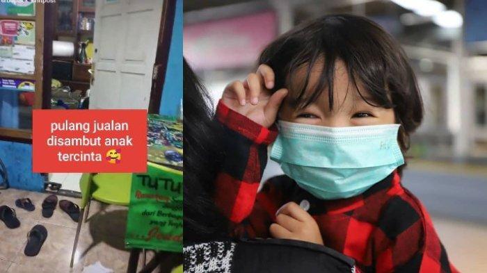 Setelah Viral Di Tiktok Baim Akhirnya Bisa Jalan Jalan Naik Kereta Api Bareng Kedua Orangtuanya Tribunstyle Com
